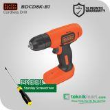 PROMO Black And Decker BDCD8K 7.2Volt Bor Baterai