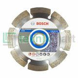 Bosch Diamond Cutting Disc Best For Stone Segment 105 mm 2608602276