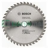 Bosch 7 inch 60 T Circular Saw Blades Eco for Wood