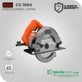 PROMO Black And Decker CS1004 185mm 1400Watt Circular Saw