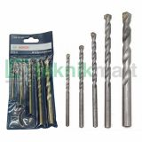 Bosch CYL-2 Masonry Drill Bits 4-10 mm 5 Pcs