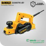 Dewalt D26676 550W 1.5mm Planner / Mesin Serut Kayu Listrik