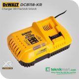 Dewalt DCB118 18/54Volt XR Multi Voltage Fast Charger / Pengisi Daya