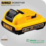 Dewalt DCB127 12V 2.0Ah XR Li-Ion Battery / Baterai