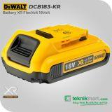 Dewalt DCB183 18V 2.0Ah XR Li-Ion Battery / Baterai