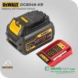 Dewalt DCB546 54Volt 6.0Ah Battery / Baterai