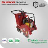 "Loncin TPQ400-L Mesin Potong Aspal With  Tropic Blade 14"""