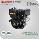 Loncin D 350 FD 7 HP Mesin Penggerak Diesel