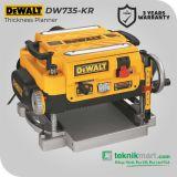 Dewalt DW735 2000-2200W Thickness Planer / Mesin Serut DudukListrik