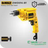 Dewalt DWD014 550W 10mm Rotary Drill / Bor Tangan Listrik Non Impact