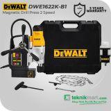 Dewalt DWE1622K 1200W 50mm Magnetic Drill Press / Bor Tangan Magnet