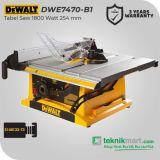 Dewalt DWE7470 1800W 254mm Table Saw / Gergaji Meja Listrik