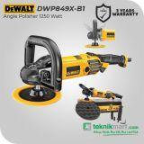 Dewalt DWP849X 1250W 180mm Angle Polisher / Mesin Poles Listrik