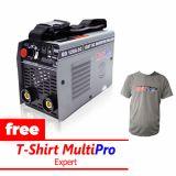 Multipro EG 120 A-SC IGBT Inverter Mesin Las Elektroda/Arc Welding