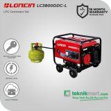 Loncin LC 3800 DDC-L 2200 Watt Generator Gas