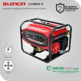 Loncin LC 3800 P 2200 Watt Generator Bensin