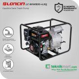 Loncin LC80WB30-4.5 Q Pompa Lumpur Semi Trash Pump
