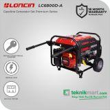 Loncin LC 6800 DA 4500 Watt Generator Bensin