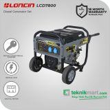 Loncin LCD7800 5500 Watt Generator Diesel