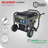 Loncin LCD 5800  3000 Watt Generator Diesel