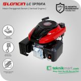 Loncin LC1P70FA  Vertical Engine 6.5 HP Mesin Penggerak Bensin
