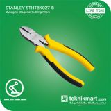 "Stanley STHT84027-8 6"" Diagonal Cutting Pliers / Tang Potong"