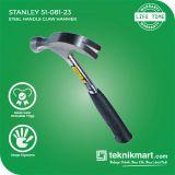 PROMO Stanley 51-081-23 16Oz Steel Handle Claw Hammer / Palu Kambing