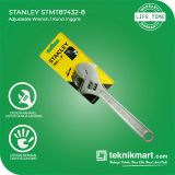 "PROMO Stanley STMT87432-8 8"" Adjustable Wrench / Kunci Inggris Chrome"