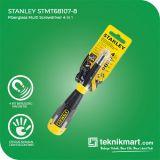 Stanley STMT68107-8  Fiberglass Multi Screwdriver 4 In 1
