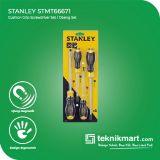 Stanley STMT66671 4Pcs Cushion Grip Screwdriver Set