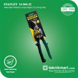 PROMO Stanley 14-564-22 250mm Max Steel Aviation Snips Right