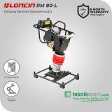 Loncin RM80L Tamping Rammer Dengan Mesin Bensin