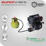 Loncin LC180F-DL 10 HP Mesin Penggerak  Dual