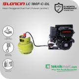 Loncin LC180F-C-DL 10 HP Mesin Penggerak  Dual