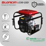 Loncin LC50-22D 2 Inch Pompa Pemadam Bensin