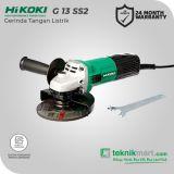 Hikoki G13SS2 600Watt 125mm Angle Grinder / Gerinda Tangan Listrik by Hitachi