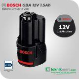Bosch GBA 12 V-LI 1.5 Ah Baterai