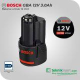 Bosch GBA 12 V-LI 3.0 Ah Baterai