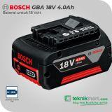 Bosch GBA 18 V-LI 4 Ah Baterai