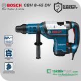 Bosch GBH 8-45 DV 12.5 Joule 45 mm Rotary Hammer atau Bor Beton Listrik