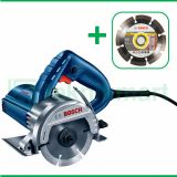 Bosch GDC 140 115 mm Marbel Cutter Dengan Bosch Best For Diamond Universal 105 mm