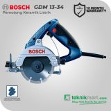 Bosch GDM 13-34 1300Watt 110mm Marble Cutter / Potong Keramik Listrik