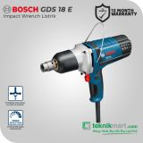 Bosch GDS 18 E 500Watt M18 Impact Wrench Listrik