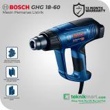Bosch GHG 18-60 1800Watt 600°C Hot Air Gun / Mesin Pemanas Listrik