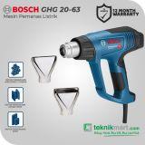 Bosch GHG 20-63 2000Watt 630°C Hot Air Gun / Mesin Pemanas Listrik