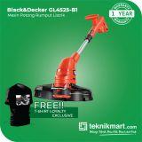 Black And Decker GL4525 450 Watt String Trimer Listrik / Potong Rumput Listrik