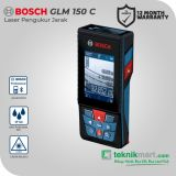 Bosch GLM 150 C 150M Laser Pengukur Jarak
