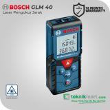Bosch GLM 40 Laser Pengukur Jarak 40 M Working Range