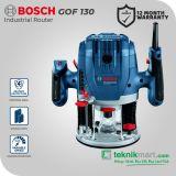 Bosch GOF 130 1300Watt Industrial Router / Mesin Router Listrik
