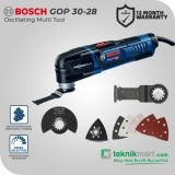 Bosch GOP 30-28 300Watt Multi Cutter / Oscillating Multi Tool Listrik